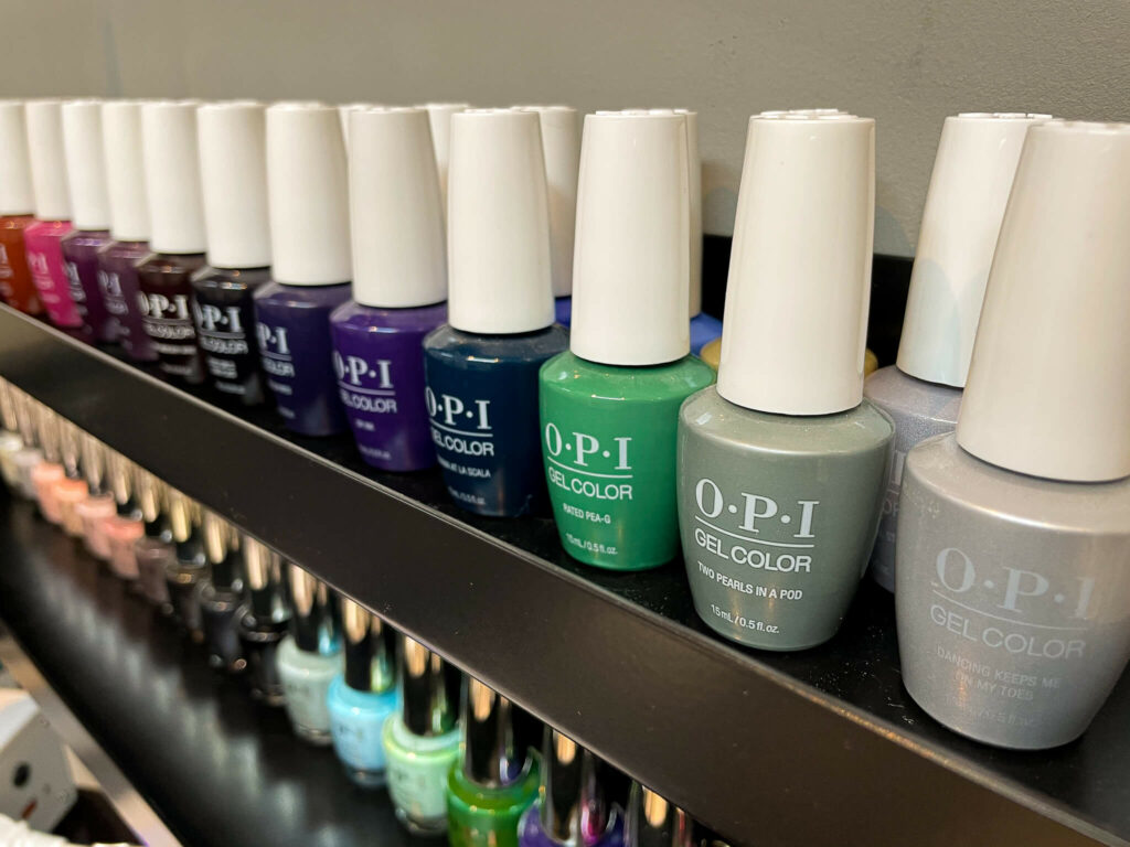 OPI Gelcolor Looks